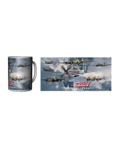 VE Day 75th Anniversary 15oz Mug