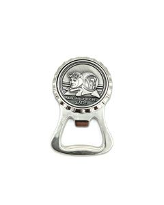 Aviator and Astronaut Bottle Opener Magnet