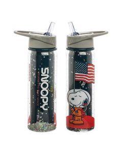 NASA Snoopy 16oz Water Bottle