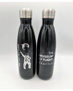 Black Disco Astronaut 17oz Bottle