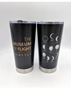 The Museum of Flight Moon Phases Tumbler