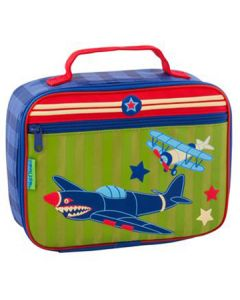 Two Planes Striped Lunchbox