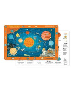 Solar System Seek and Find Placemat