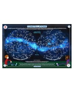 Constellations Dry Erase Placemat