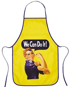 Rosie The Riveter Apron