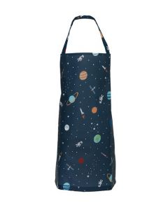 Space Figures Kids Apron