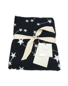 Constellations Navy Blanket