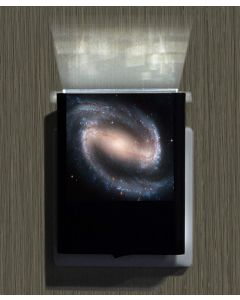 The Barred Spiral Galaxy LED Night Light