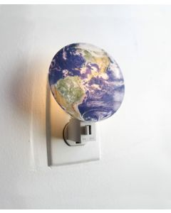 Round Earth Night Light