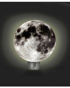 Round Moon Night Light