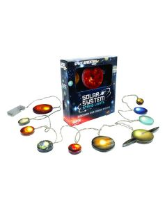 Solar System String Lights
