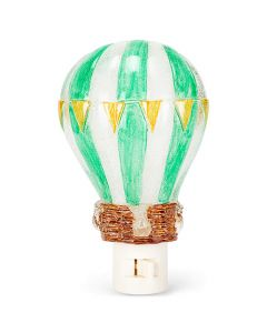 Hot Air Balloon Resin Night Light