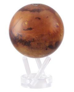 "Mova 4.5"" Mars Perpetual Motion Globe"