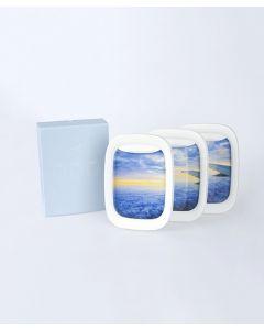 Mini Airplane Window Frame Set