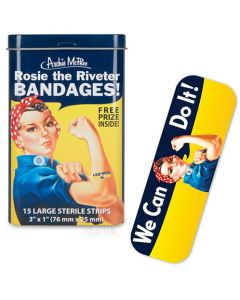 Rosie Bandages in Tin