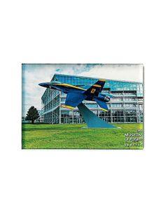 F/A-18 Blue Angel Gate Guard Magnet