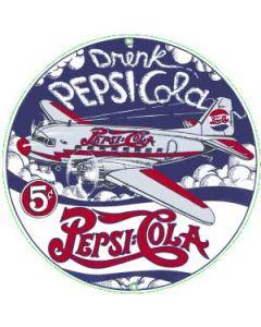 Pepsi DC-3 Round Magnet
