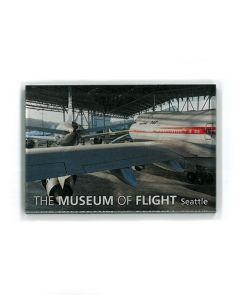 Boeing 747 Aviation Pavilion Magnet
