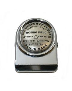 TMOF Bench Mark Magnet Memo Holder