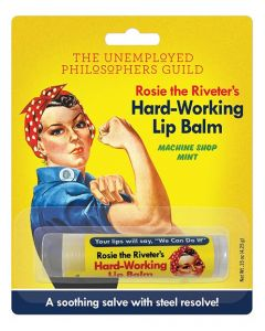 Rosie the Riveter's Hard-Working Lip Balm