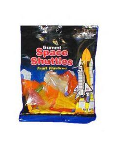 Sweet Gummi Space Shuttles