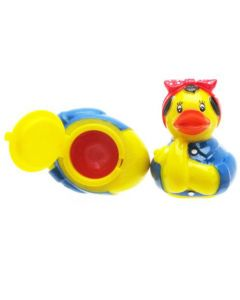 Rosie the Riveter Duck Lip Balm