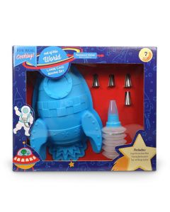 Rocket Ship Cake Making Set
