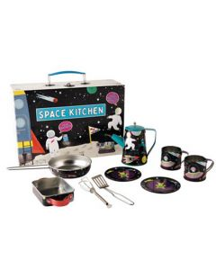 Space Tin Kitchen 10 Piece Set