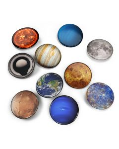 Planets Button Set