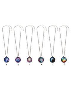 "Glass Universe 1.5"" Necklace"