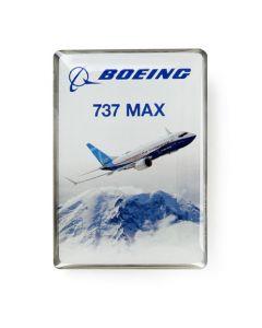 Boeing 737 Max Endeavors Lapel Pin