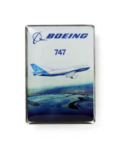 Boeing 747-8 Endeavors Pin