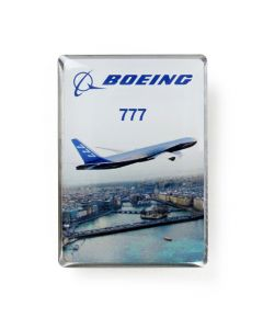 Boeing 777 Endeavors Pin