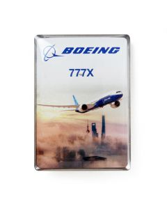 Boeing 777X Endeavors Pin