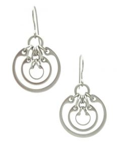 Concentric Ring Earring