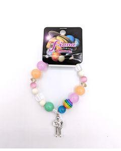 Bead Astronaut Bracelet
