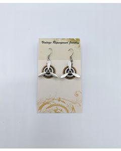 Movable Propeller Earrings