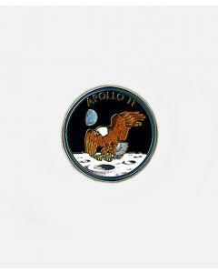 Apollo 11 Mission Pin