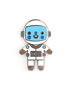 Astronaut Baby Pin