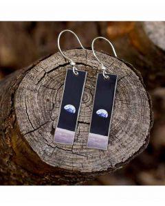 Apollo Earthrise Earrings