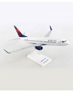 Delta Airlines Boeing 737-800 1:130 Model
