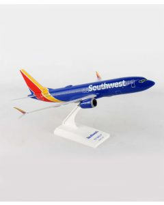 Southwest Airlines Boeing 737 MAX 8 1:130 Model