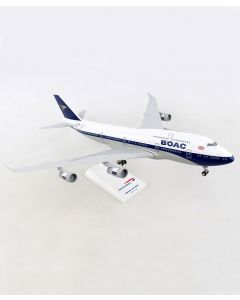 British Airways Boeing 747-400 BOAC 1:200 Model