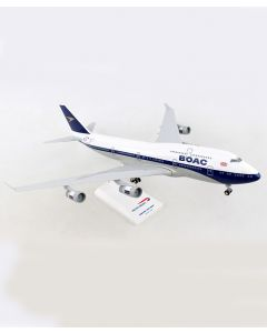 British Airways Boeing 747-400 BOAC Livery 1/200