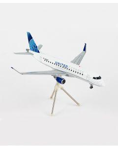 United Express E175 1:200 Model