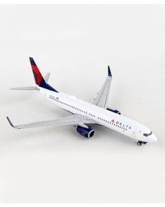 Delta Airlines Boeing 737-800W 1:400 Model