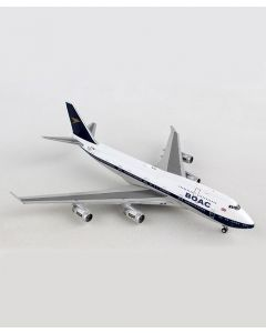 British Airways Boeing 747-400 BOAC Livery 1/400
