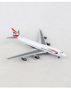 British Airways Boeing 747-400 1/400