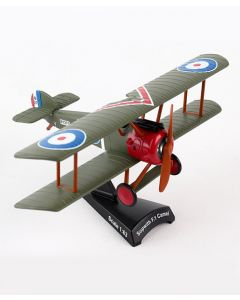 Sopwith F.1 Camel Postage Stamp 1:63 Model