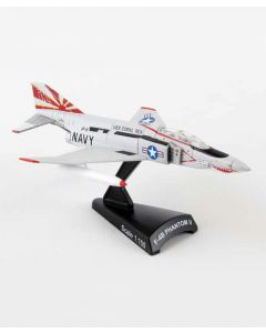 F-4B Phantom II Postage Stamp 1:155 Model